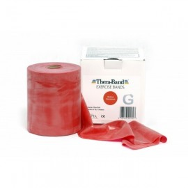 Thera-Band rojo 45 m
