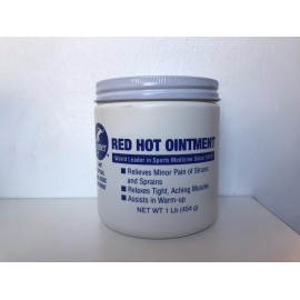 Red Hot Ointment 454 grs.