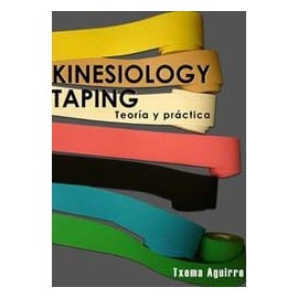 Libro Kinesiology Taping