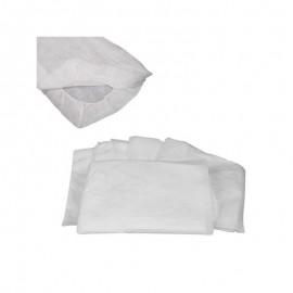 Sábana ajustable blanca 20 grs