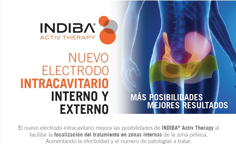 Electrodo intracavitario